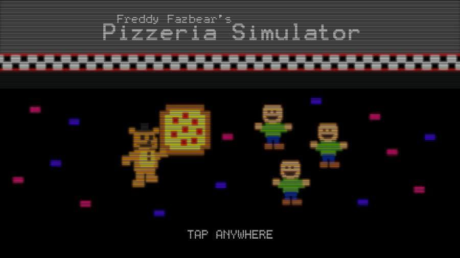 玩具熊的模拟披萨店截图0