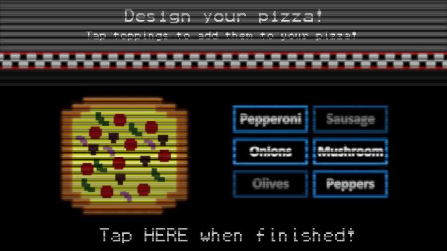玩具熊的模拟披萨店截图1
