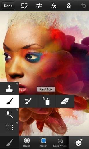 Photoshop touch截图1