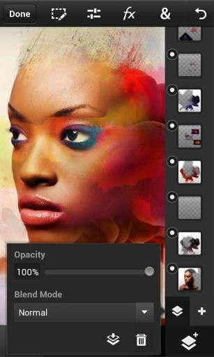 Photoshop touch截图2