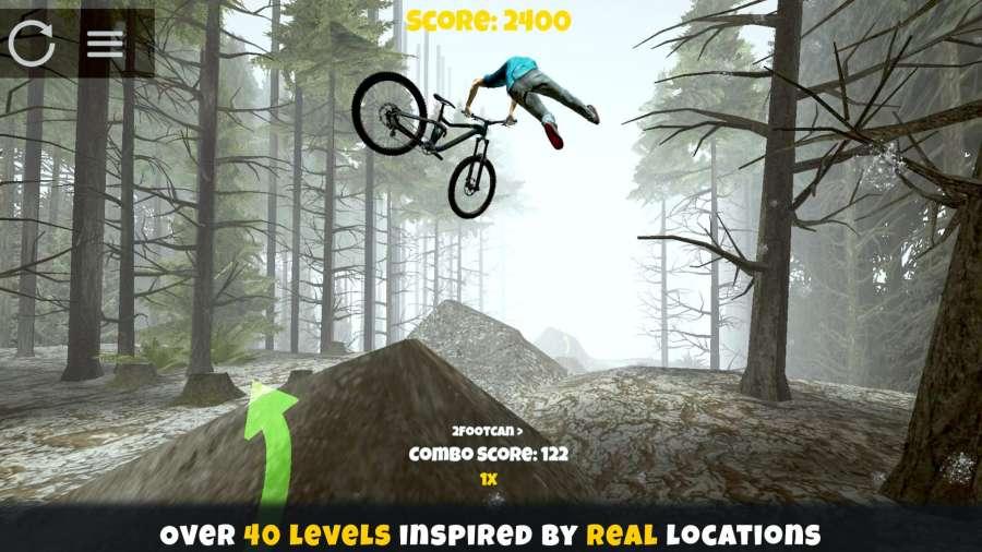 極限挑戰自行車2
