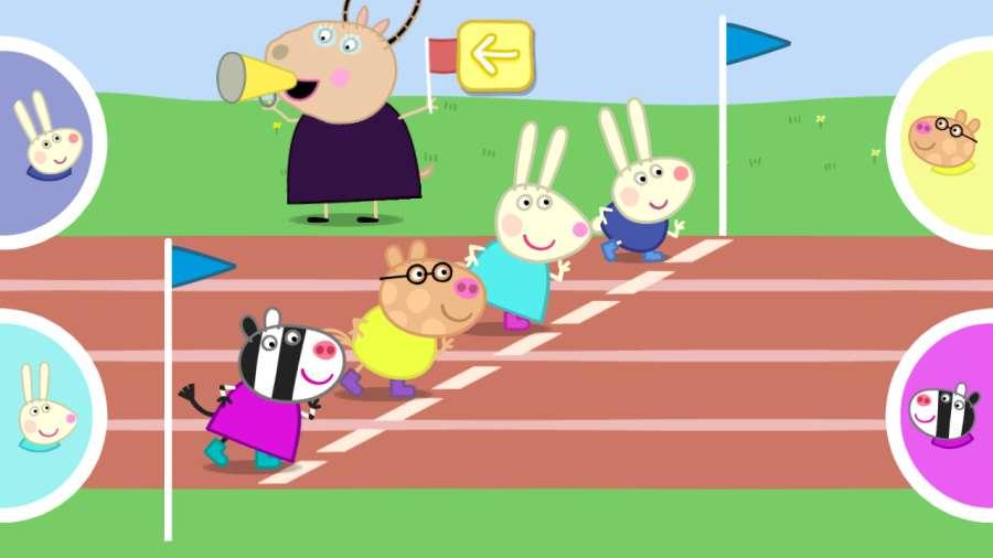 小猪佩奇:运动会截图1