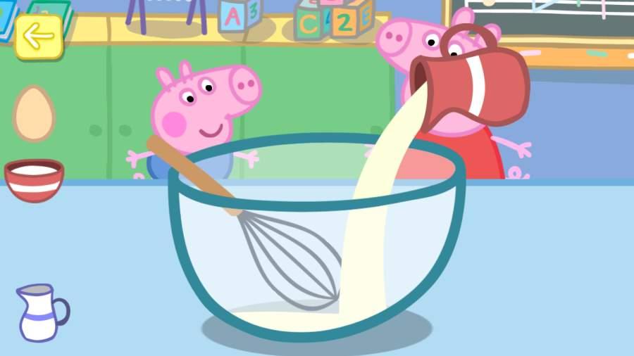 小猪佩奇:运动会截图4