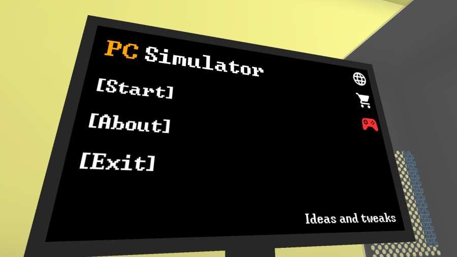 電腦模擬截圖1