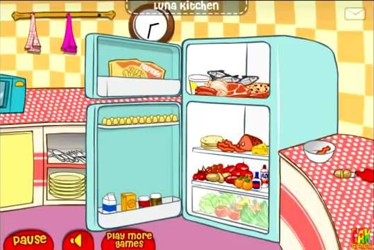 露娜开放式厨房截图1