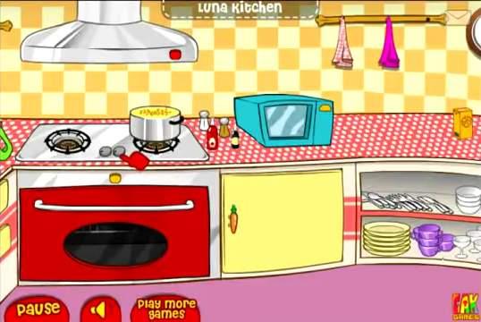 露娜开放式厨房截图2