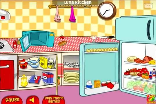 露娜开放式厨房截图4