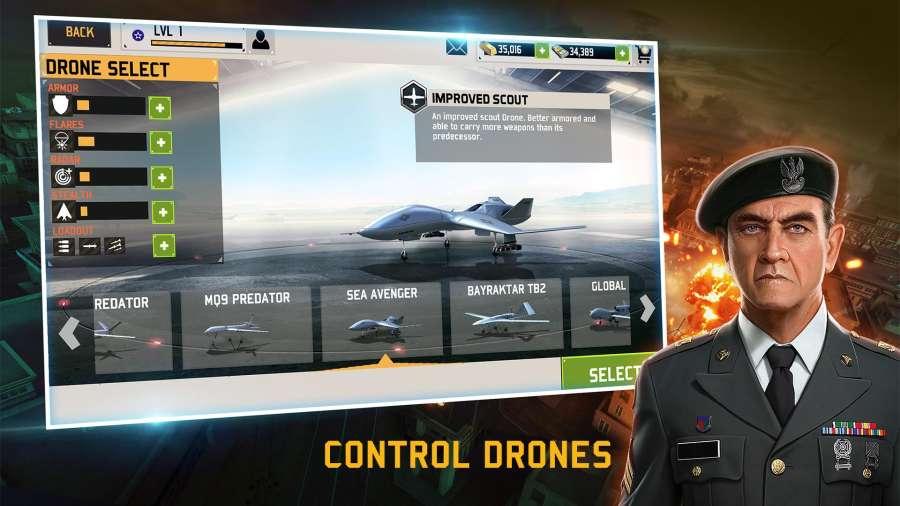 无人机3:暗影打击截图3
