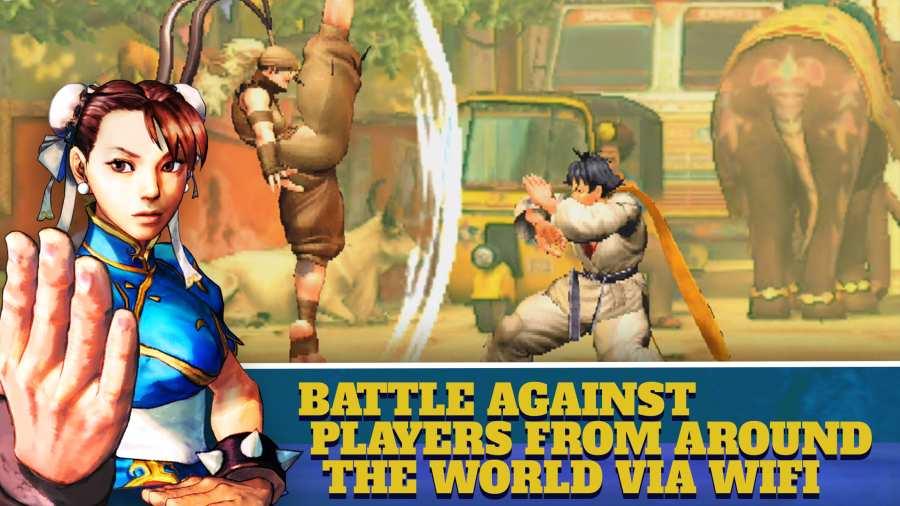 街头霸王4:冠军版 Street Fighter IV:Champion截图2