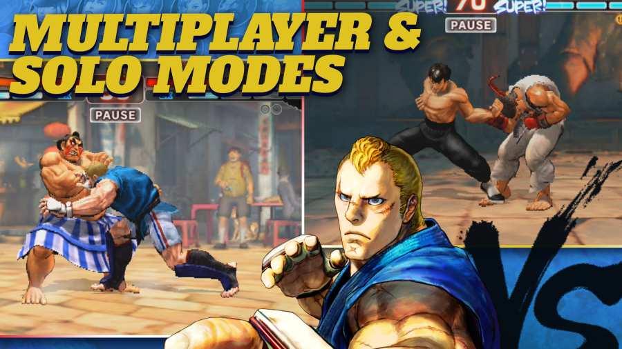 街头霸王4:冠军版 Street Fighter IV:Champion截图3