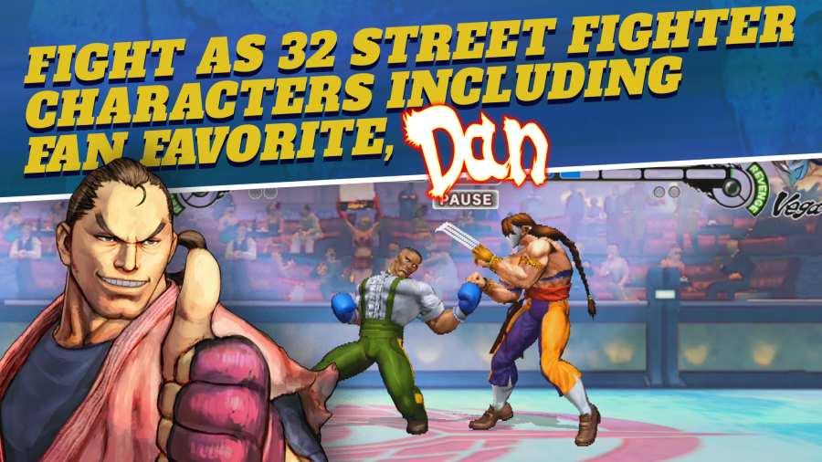 街头霸王4:冠军版 Street Fighter IV:Champion截图4