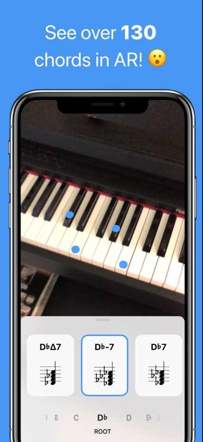 Tonic - AR和弦词典截图1