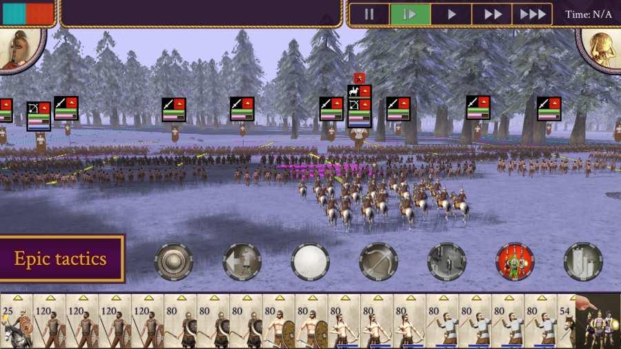 罗马:全面战争-亚历山大截图3