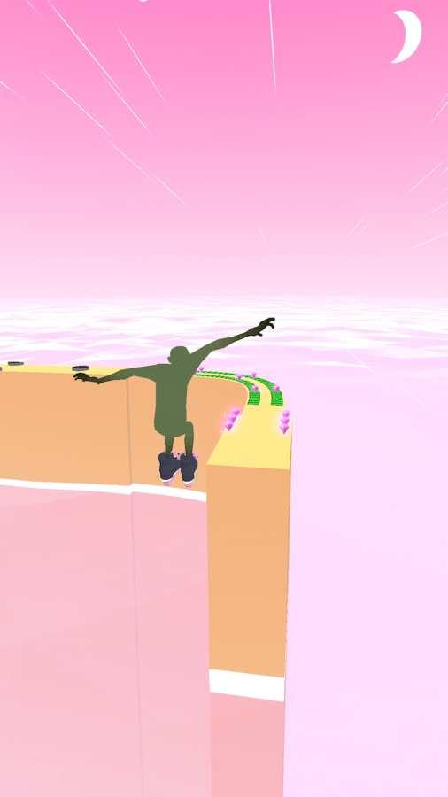 天空輪滑截圖1