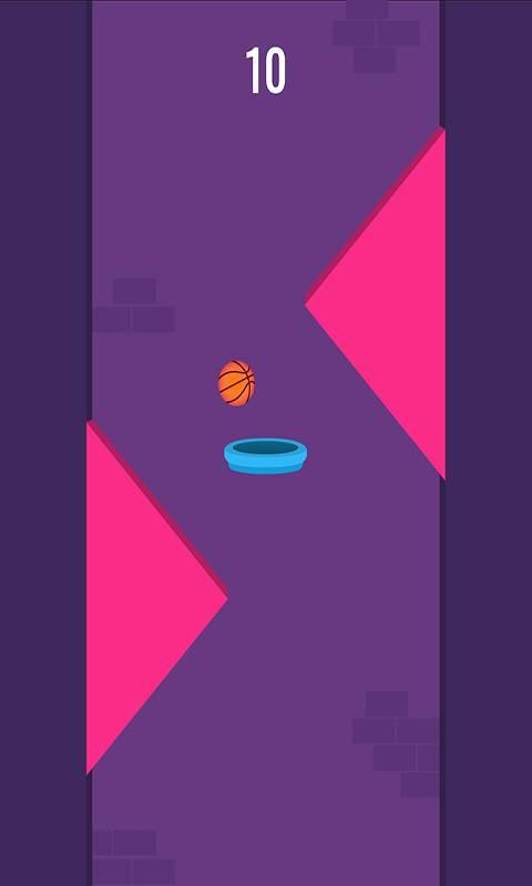 歡樂籃球截圖3