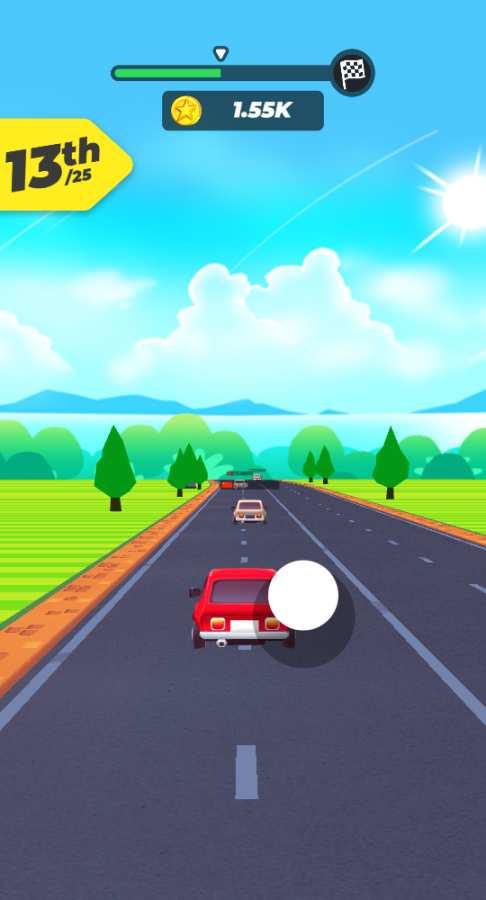 公路大碰撞