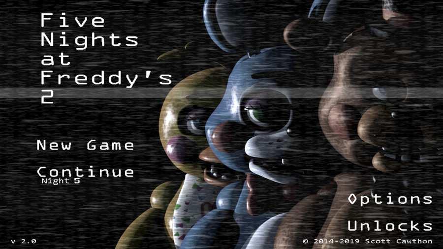 玩具熊的五夜后宫2 Five Nights at Freddy's截图0