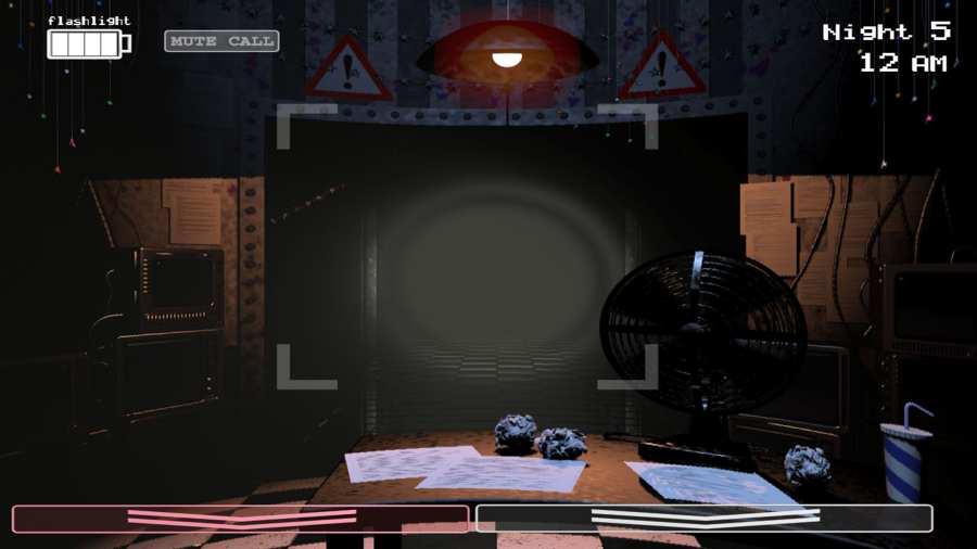 玩具熊的五夜后宫2 Five Nights at Freddy's截图1