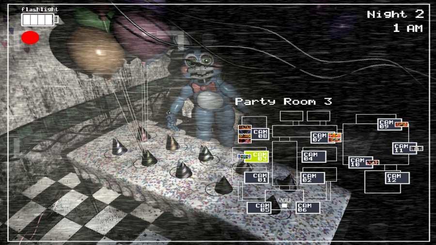 玩具熊的五夜后宫2 Five Nights at Freddy's截图3