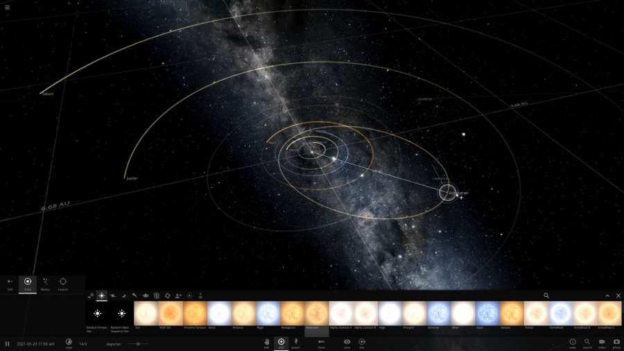 宇宙沙盘 安卓版截图2
