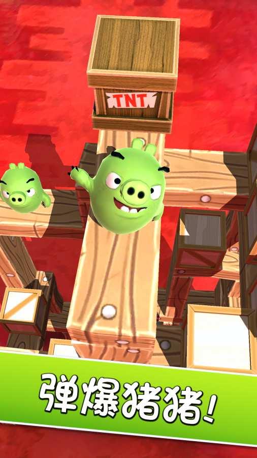 愤怒的小鸟AR:猪之岛
