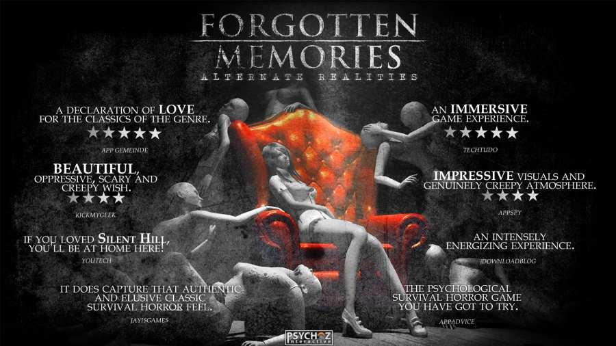 失落的記憶截圖4