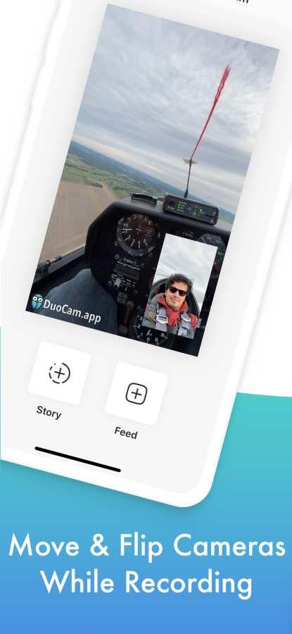 DuoCam Multicam 视频录像机截图3