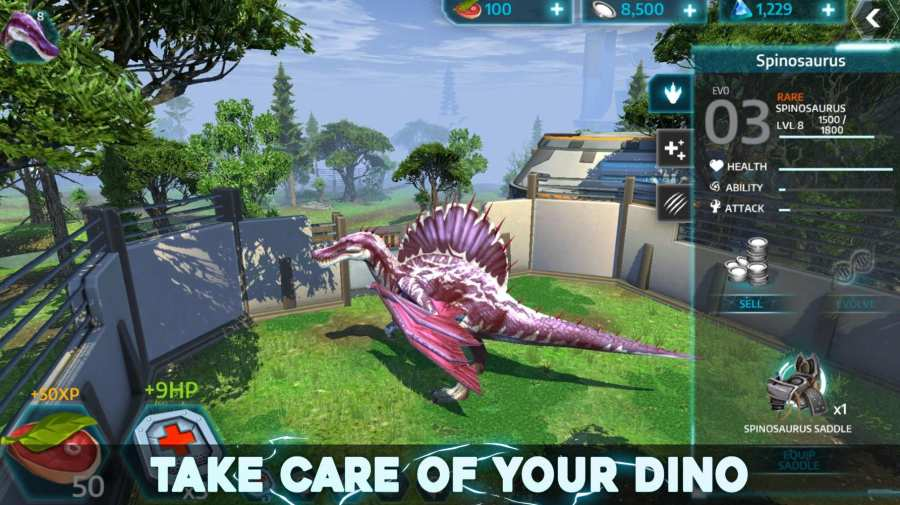 恐龙驯兽师截图0