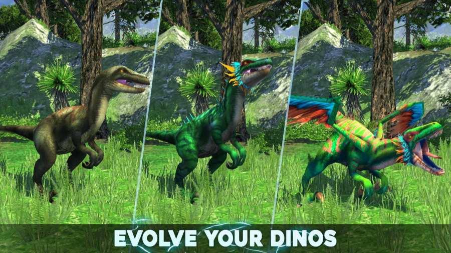 恐龙驯兽师截图2