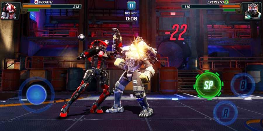 世界机器人拳击2