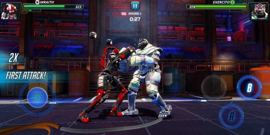 世界机械人拳击2截图1