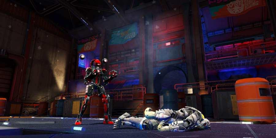 世界机械人拳击2截图3