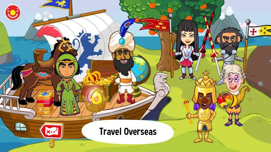 佩皮国王的城堡 Pepi Tales: King's截图2