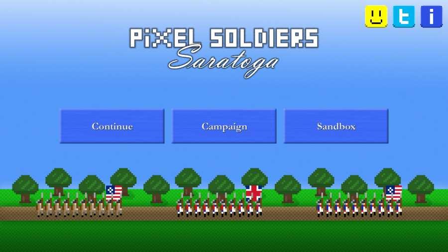 像素兵团:萨拉托加战役