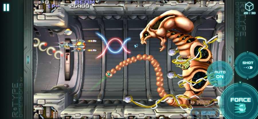 异形战机:重制版截图0