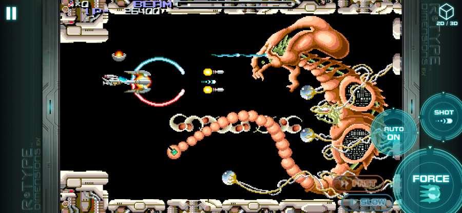 异形战机:重制版截图2