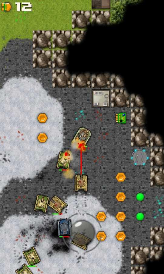 坦克故事2截圖0