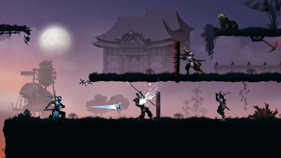 暗影武士忍者截图1