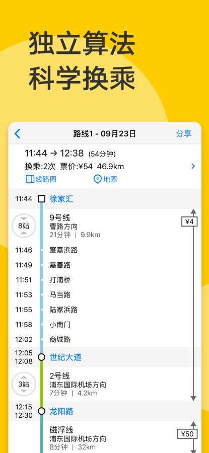 香港地铁通截图3