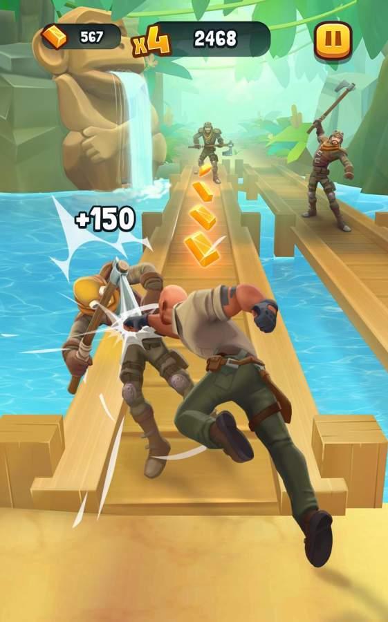 勇敢者游戏:史诗逃亡截图3