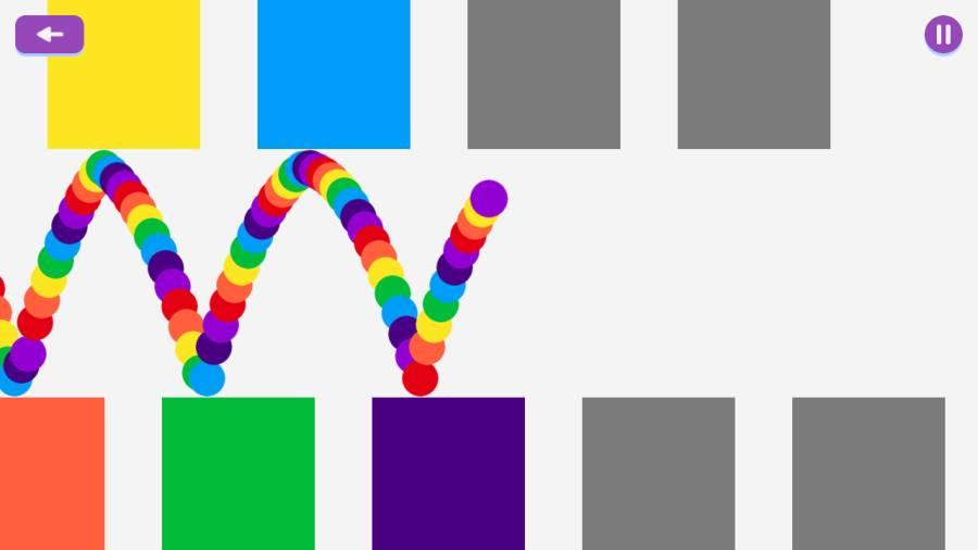 彩虹冲刺截图2