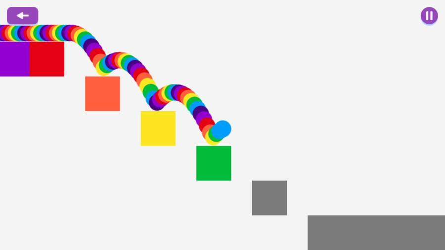 彩虹冲刺截图3