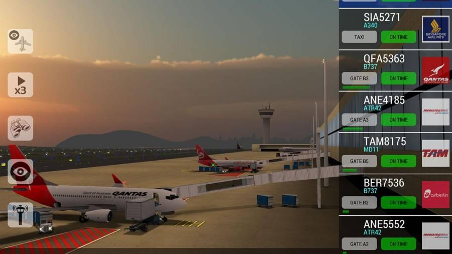 梦幻机场截图2