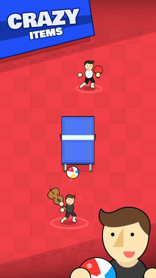 乒乓无限截图2