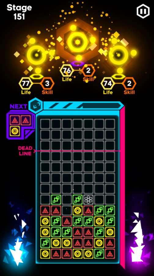 新俄罗斯方块 Block Puzzle:Bit截图3