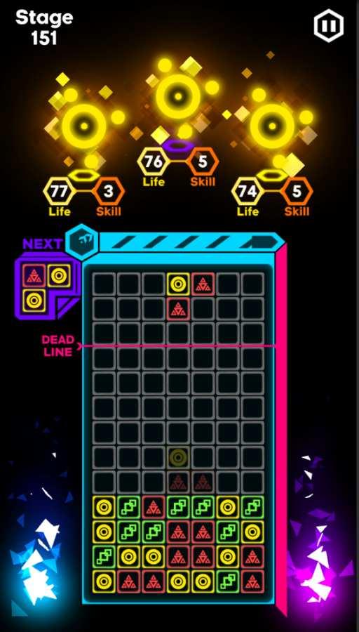新俄罗斯方块 Block Puzzle:Bit截图4