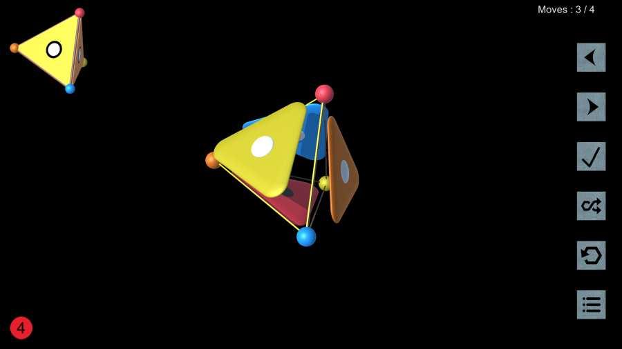 旋转三角形3D截图4