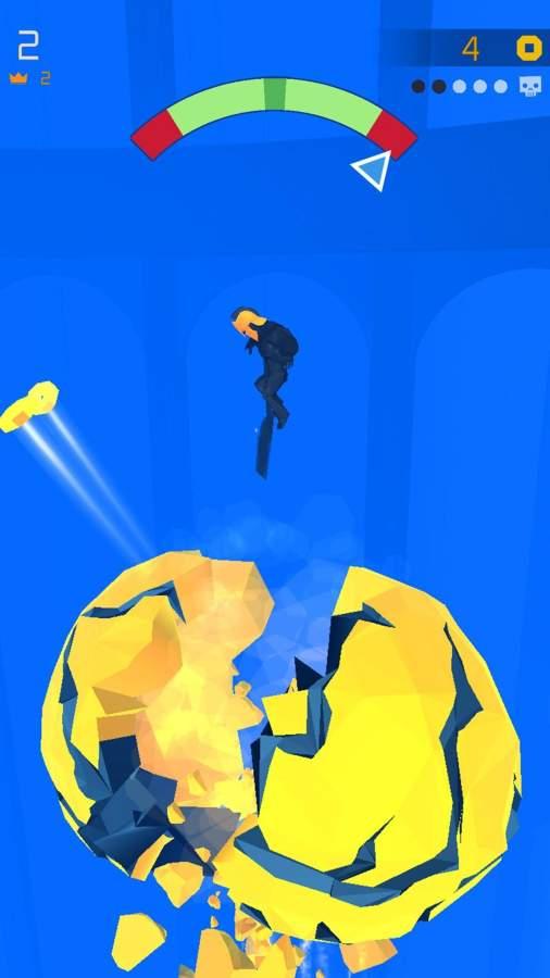 勇士从天降截图2