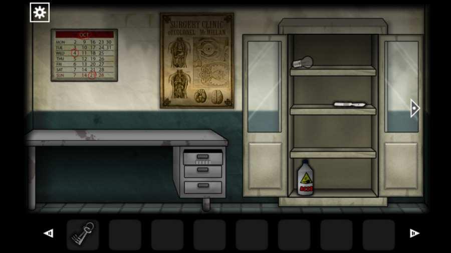 遗忘之丘:门诊室截图2