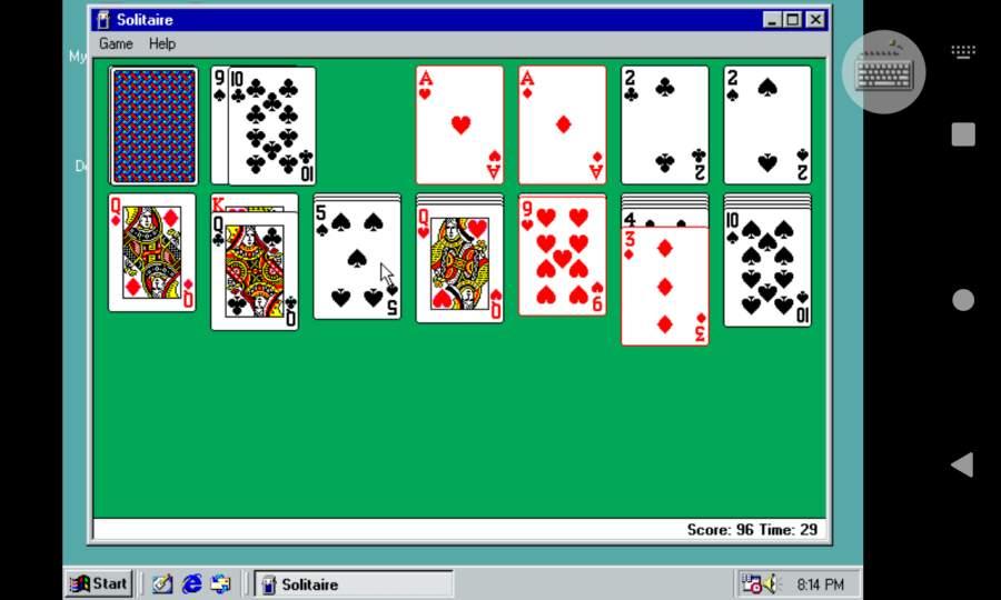 Win98模拟器截图2